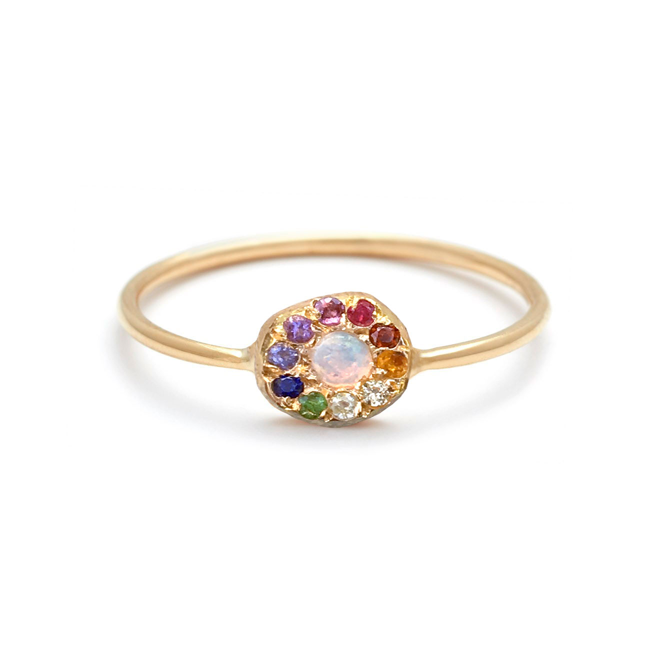 Yellow-Gold-Opal-Rainbow-Disk-Ring