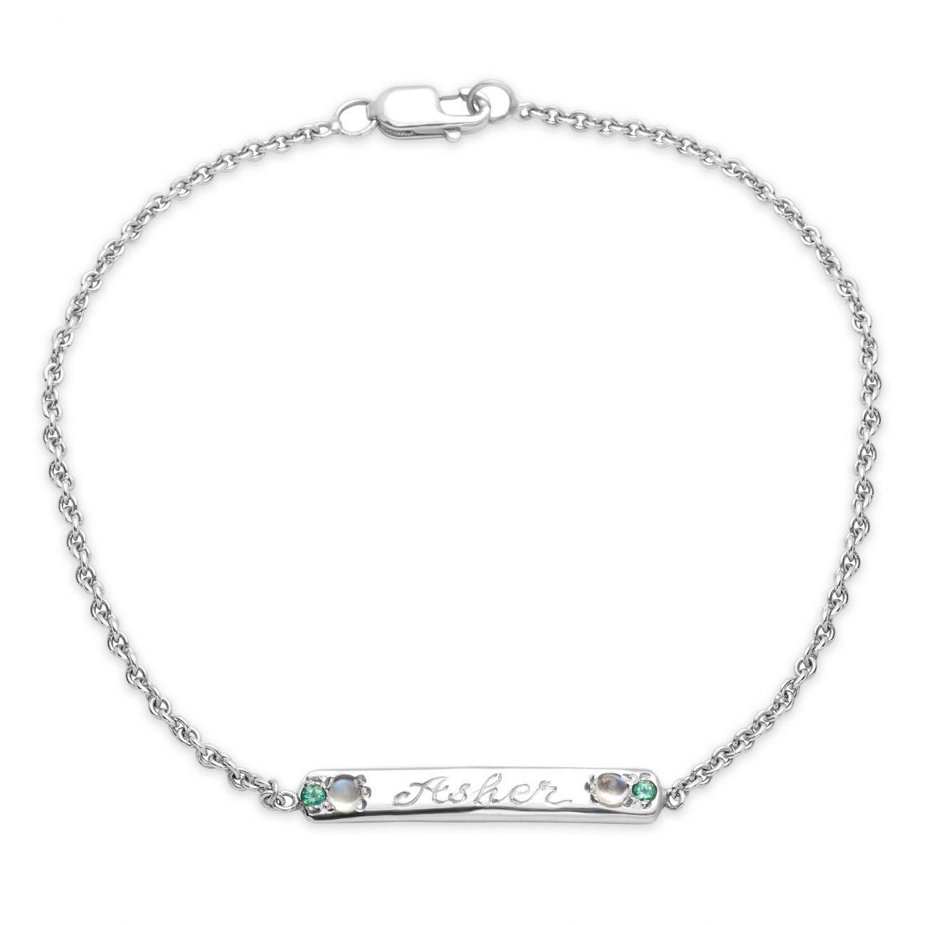 Bracelet_PlatinumSkinnyID